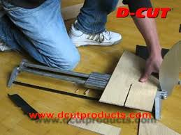 Cut Laminate Flooring With Miter Saw by Best Laminate Cutter In The Market Youtube