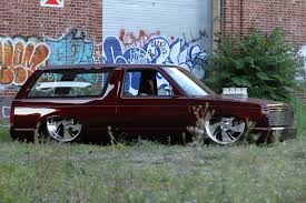 1987 Chevy S10 Blazer- HELLBLAZER