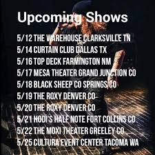 RITTZ - 5/12 The Warehouse Clarksville TN 5/14 Curtain... | Facebook Author Appearances For Colorados John A Daly Barnes Noble Eyes New Plan College Bookstores As The Answer Dj Basin Energy Inc Carson Circus The Worlds Biggest Big Top Book Signing Events Usa Online Bookstore Books Nook Ebooks Music Movies Toys Collecting Toyz Exclusive Funko Mystery Box Loveland Co Communtiy Guide 72018 By Town Square Publications Bean Margies Java Joint Ganja Gazette
