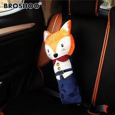 rembourrage siege auto broshoo pp coton bande dessinée enfants siège de voiture ceinture