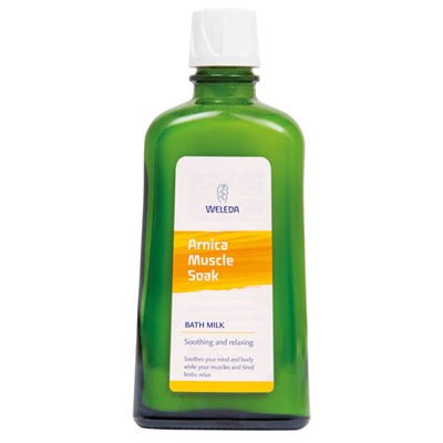 Weleda 200 ml Arnica Muscle Soak