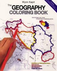 Epic Geography Coloring Book