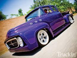 1956 Ford F100 - Custom Truck - Truckin' Magazine