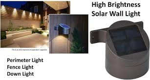 popular of outdoor solar wall sconce solar powered outdoor wall