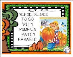 Pumpkin Patch Parable Craft by The Best Of Teacher Entrepreneurs Ii Free Misc Lesson U201cpumpkin