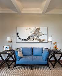 Living Room Exquisite Design Ideas Using Round White Desk Lamps And Rectangular Black Wooden Folding