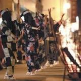 西馬音内の盆踊, 盆踊り, 西馬音内, 羽後町, 秋田県, 踊り, 民俗文化財