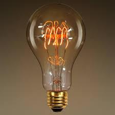 vintage light bulb a23 40w plt 975