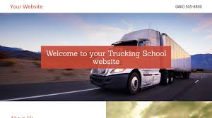 Trucking School Website Templates | GoDaddy Schneider Truck Driving Schools Sage Professional And Roadmaster Trucking School Reviews Wner Enterprises Announces Aspire Elite Home Facebook Sergio Provids Cdl At Ait School Youtube Central Refrigerated Unique Tca Carriersedge Ntts Graduates Become Drivers 06022017 Website Templates Godaddy Best Of For