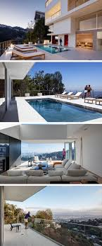 100 Sunset Plaza House Drive By GWdesign In Los Angeles California