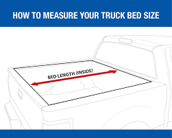 100 Truck Bed Length Amazoncom Tyger Auto T1 Roll Up Tonneau Cover TG