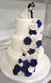 Best 25 Navy blue wedding cakes ideas on Pinterest