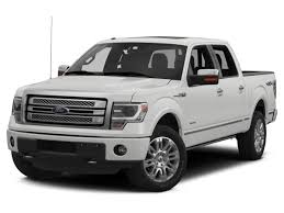 Used 2014 Ford F-150 Platinum 4X4 Truck For Sale In Savannah GA ...