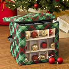 Christmas Tree Storage Tote With Wheels by Best 25 Ornament Storage Box Ideas On Pinterest Ornament