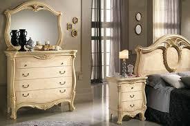 luxus schlafzimmer mattglanz möbel beige ivory italien