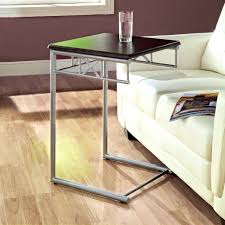 apartments likable slide under sofa table adjustable