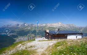 100 Muottas Muragl Panorama Of The Upper Engadine From Switzerland