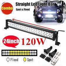 120w 24 Inch Led Work Light Car Light Bar froad Driving Lamp