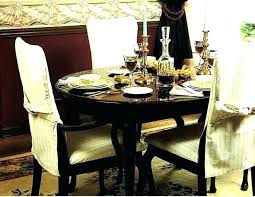 Dining Room Chair Back Covers Kitchen Arm