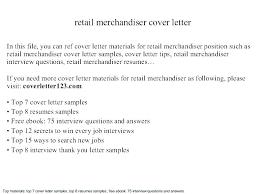 Free Sample Resume Retail Store