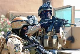 counter terrorism bureau iraqi counter terrorism bureau troops in forefront after us pullback
