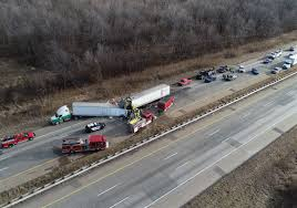 100 Truck Accident Today One Killed In Second Of Two I75 Crashes Toledo Blade