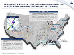 A Compelling Interstate Natural Gas Pipeline Combination That Provides Benefits For Producers And End Use Customers Fayetteville Express Tiger Trunkline