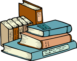 stack of books clipart OurClipart