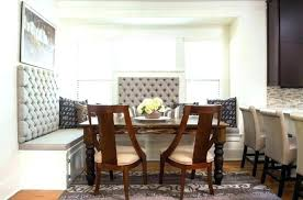 Dining Room Bench With Storage Kitchen Corner Seating Living