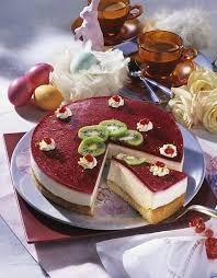 käse sahne torte mit himbeerspiegel diabetiker rezept