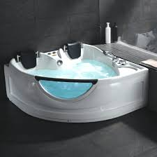 Jetted Bathtubs For Two by Two Person Bathtub Diana 666 Heater 2 Two Person Whirlpool