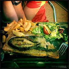 le bureau a rouen fish and chips photo de au bureau rouen rouen tripadvisor