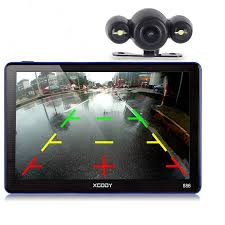 100 Truck Route Driving Directions Amazoncom XGODY 886BT Car GPS Navigation With 6M Backup Camera