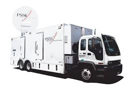 Satellite Uplink & Production Trucks | PSSI Global Services | PSSI