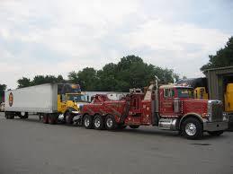100 Semi Tow Truck Semi Truck General Help International Emergency 911 First