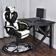 Racing Gaming Office Desk Chair - Ergonomic PU Leather Swivel Reclining  Chair High Back Executive E-Sports Computer PC Video Game Chair With  Footrest ... Obutto Gaming Workstation Cockpits Waterproof Adult Large Gamer Beanbag Chair Seat Cover Game Pod Summit Rocker Folding Outdoor Rocking For Sale X Chairs Ireland Bugpod Sportpod Pop Up Insect Screen Tent Best Allaround Updated 2018 Armchair Empire Egg Pod Ikea Cost 50 In Lisburn County Antrim Gumtree Playseat Forza Motsport You Can Spend Nearly 7000 On Just Six Gadgets With Built In Speakers Starkey Where To Place Racing Office Desk Ergonomic Pu Leather Swivel Recling High Back Executive Esports Computer Pc Video With Footrest