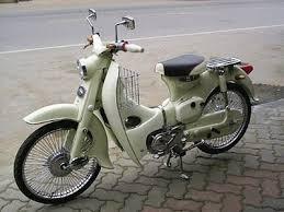 1965 Honda C 50 ScootersMotor ScootersHonda MotorcyclesVintage