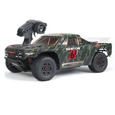 100 4wd Truck Arrma Senton 2018 BLX 6s 110th RTR Short Course With