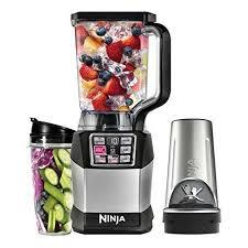 Nutri Ninja Blender Auto Iq 1200 Watts Bl490