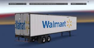 Walmart Trailer By Jako2015 - American Truck Simulator Mods Foo9 Walmart Truck Drivers Raise 1000 For New Albany High School Na Reflect On Katrina10 Youtube Truck Driver Oscar Montoya Can Walmarts Wave Concept Be The Future Of Trucking Dicated Walmart Fleet In Cheyenne Crete Carrier Corp Named Grand Champion Shirts Transportation Private Trucker Have Been Awarded 55 Million Backpay Firms Short Of Drivers Are Stretching To Find More Driving Driver