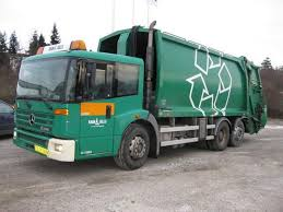 Mercedes Econic Komprimatorbil / Renovationsbil / Garbage Truck For ...