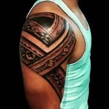 The 25 Best Tribal Arm Tattoos For Men Ideas On Pinterest