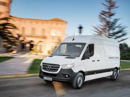 100 Kelley Blue Book Commercial Trucks 2019 MercedesBenz Sprinter Bringing Tech To Work