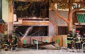 Fire destroys downtown Berkeley restaurant — Berkeleyside