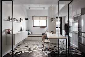 100 Axis Design An Apartment Renovation For Family Gatherings Milk