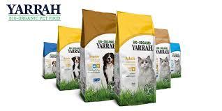 organic cat food yarrah organic petfood b v european business