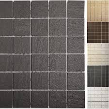 mosaikfliesen teros quadrat 50x50mm wand mosaik mosaik