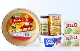 Libbys Pumpkin Pie Mix Ingredients List by Best No Bake Pumpkin Pie Recipe The Frugal Girls