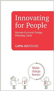 Innovating for People Human Centered Design Planning Cards LUMA