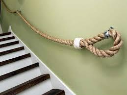 délicieux peindre escalier beton interieur 8 corde de marin